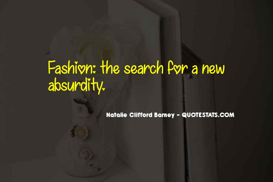 Natalie Clifford Barney Quotes #1526466