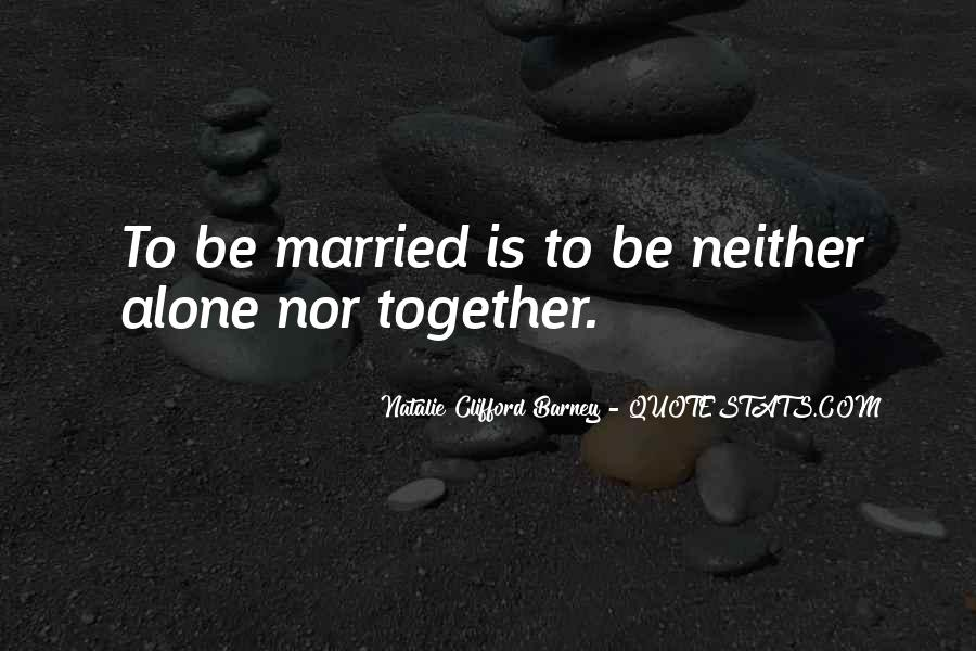 Natalie Clifford Barney Quotes #1584413