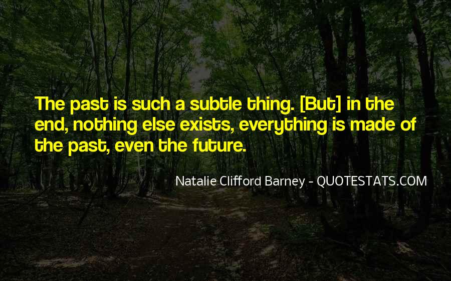 Natalie Clifford Barney Quotes #1617634