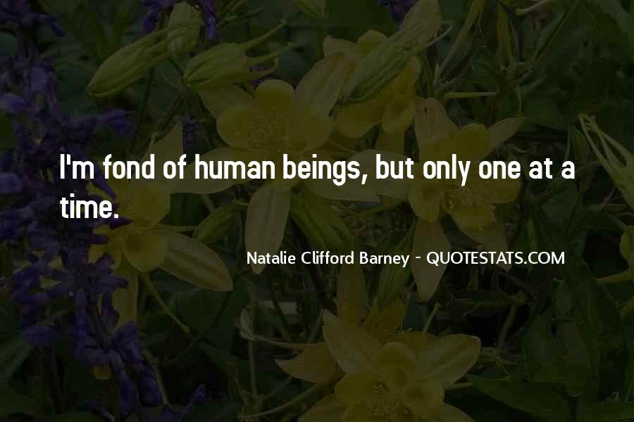 Natalie Clifford Barney Quotes #1658405
