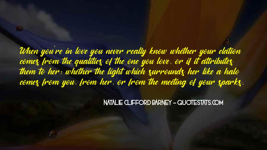 Natalie Clifford Barney Quotes #419758
