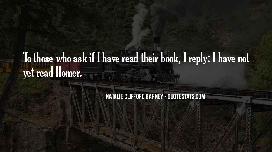 Natalie Clifford Barney Quotes #477559