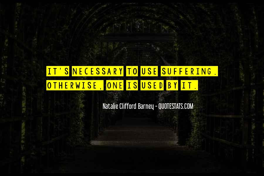 Natalie Clifford Barney Quotes #644170