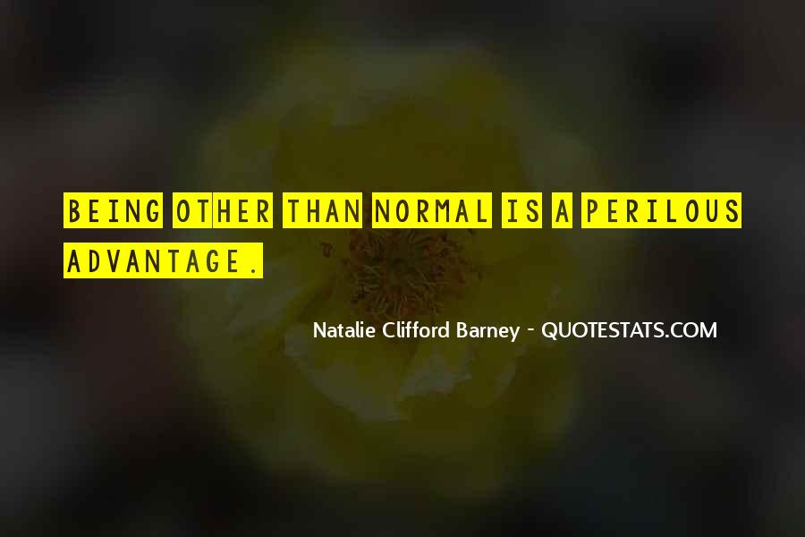 Natalie Clifford Barney Quotes #919378