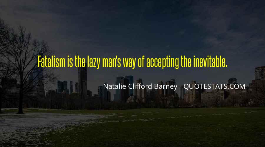 Natalie Clifford Barney Quotes #936998