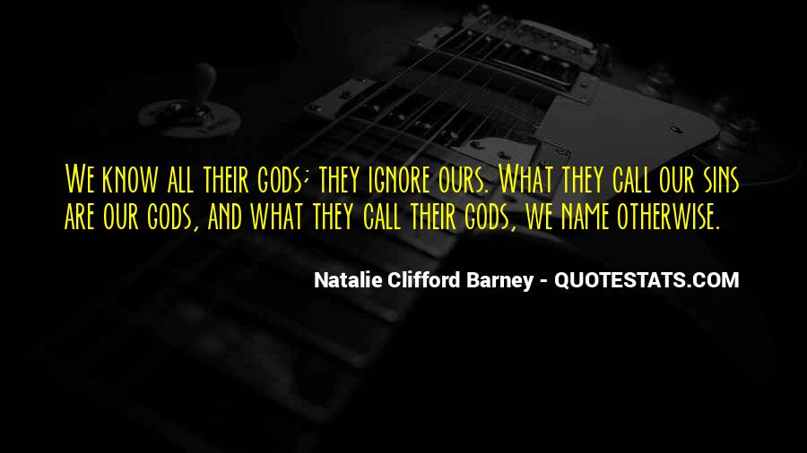 Natalie Clifford Barney Quotes #979284