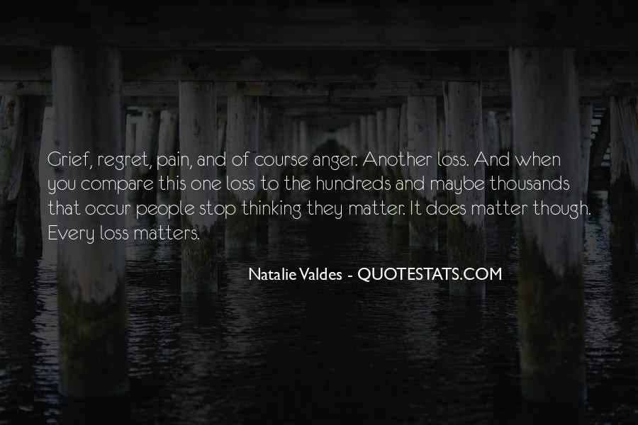 Natalie Valdes Quotes #1187201