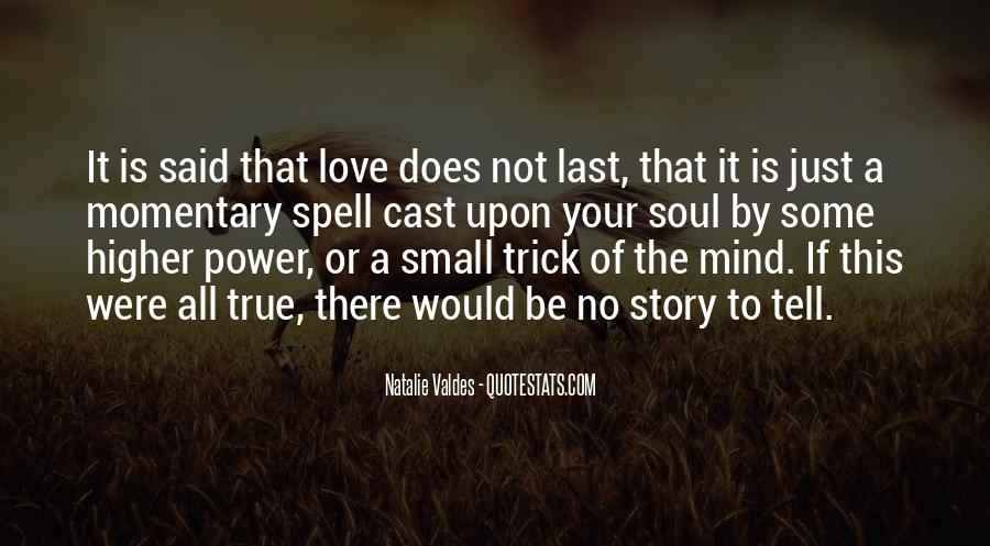 Natalie Valdes Quotes #420763