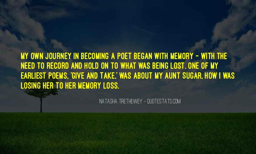 Natasha Trethewey Quotes & Sayings