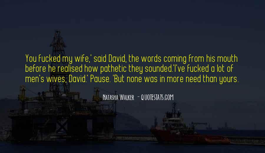 Natasha Walker Quotes #1753589