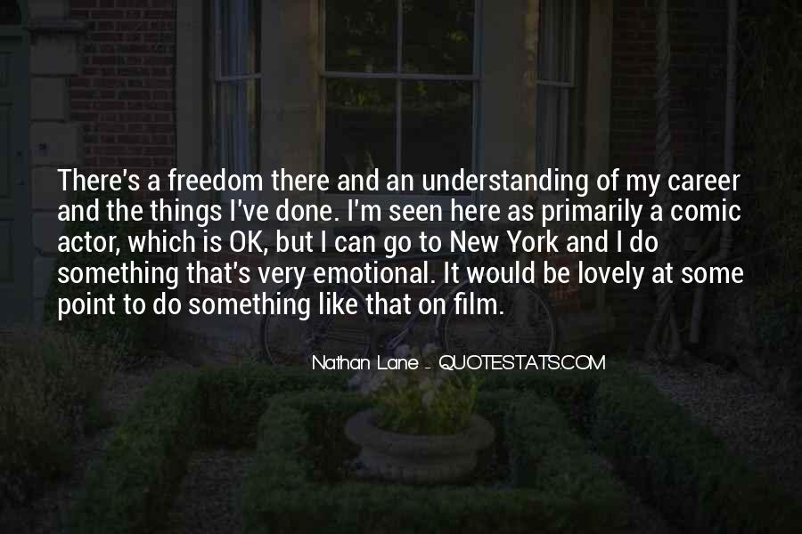 Nathan Lane Quotes #1283984