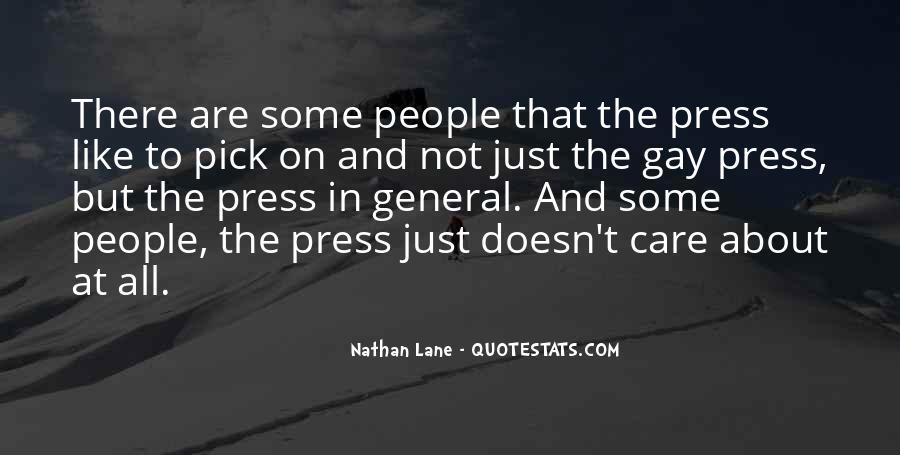 Nathan Lane Quotes #1415662