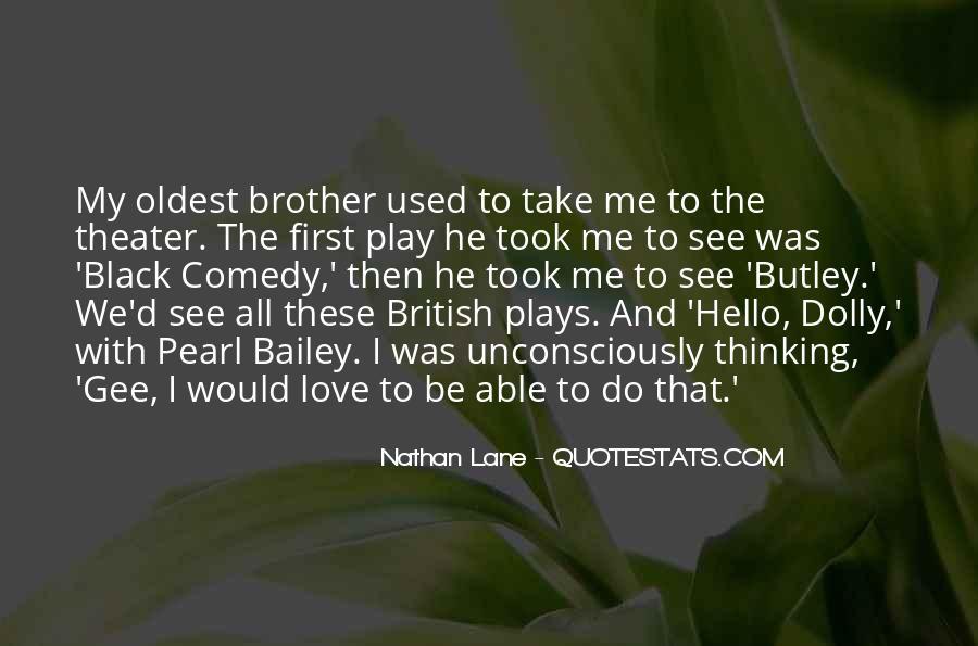 Nathan Lane Quotes #1467260