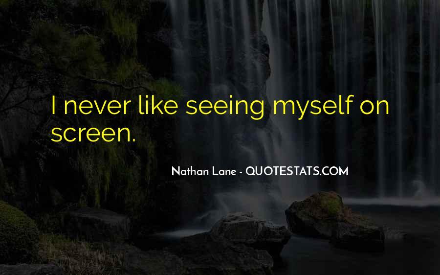 Nathan Lane Quotes #521205