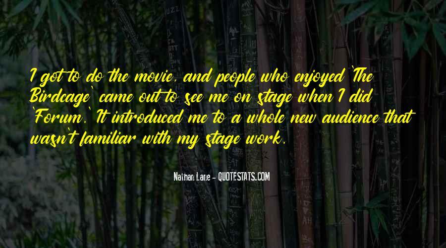 Nathan Lane Quotes #612603