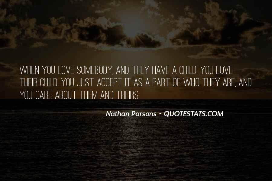Nathan Parsons Quotes #1397704