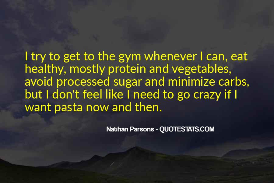 Nathan Parsons Quotes #598983