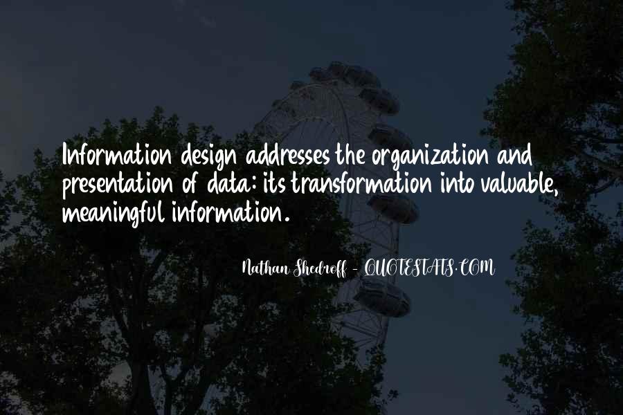 Nathan Shedroff Quotes #1388883