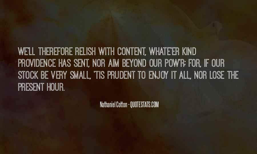 Nathaniel Cotton Quotes #1673242