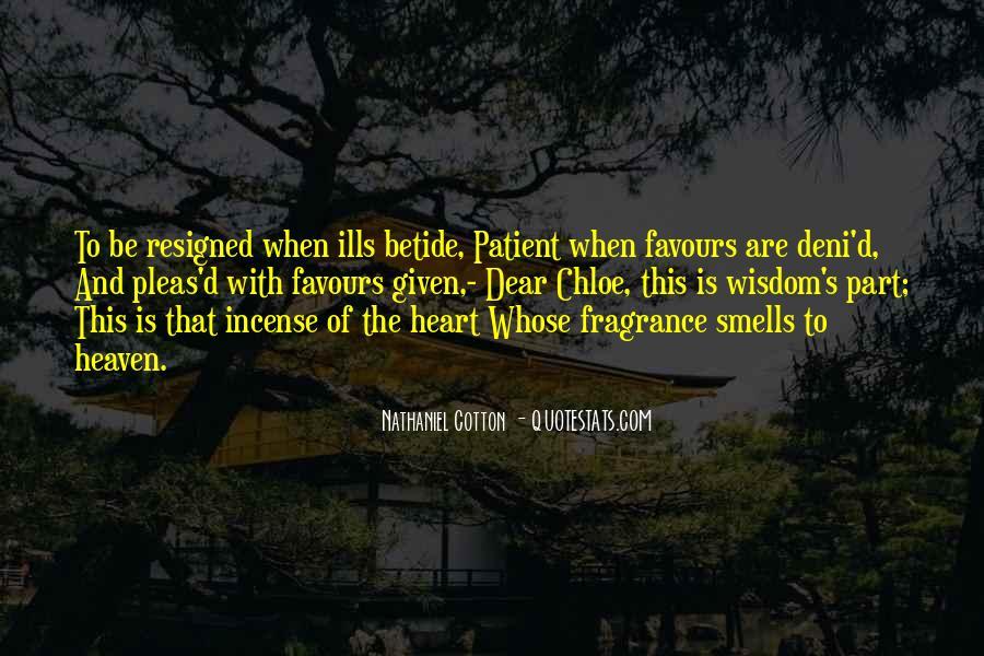 Nathaniel Cotton Quotes #276933