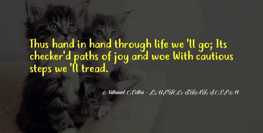 Nathaniel Cotton Quotes #736417