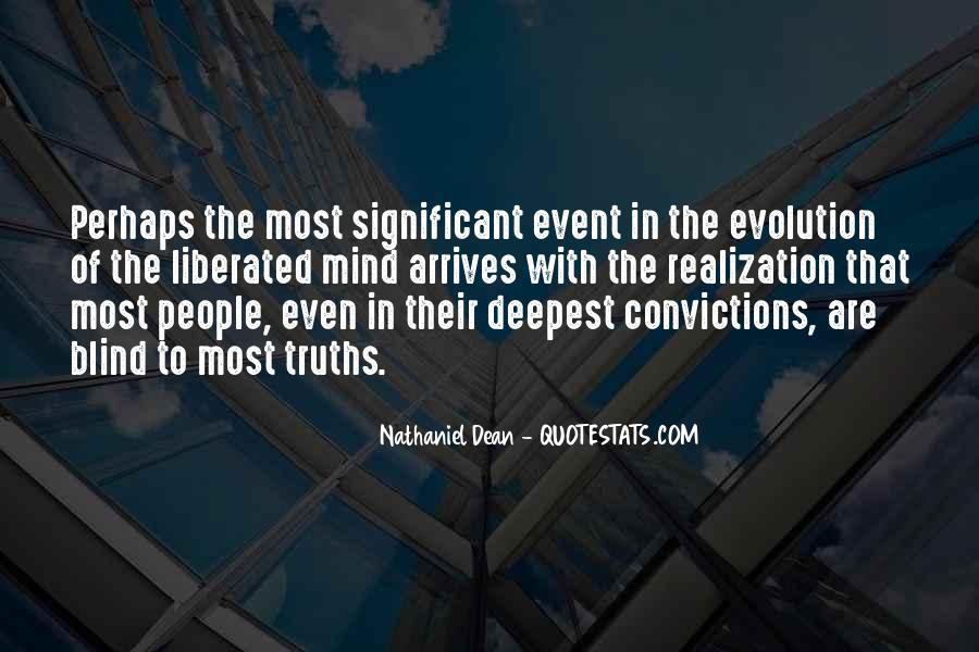 Nathaniel Dean Quotes #831048