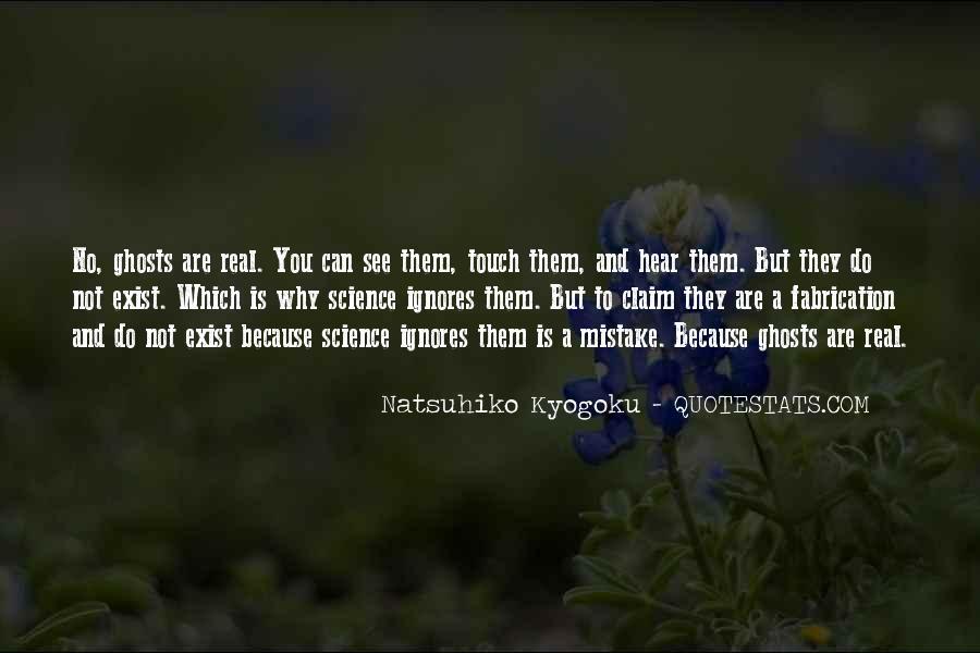 Natsuhiko Kyogoku Quotes #1224714