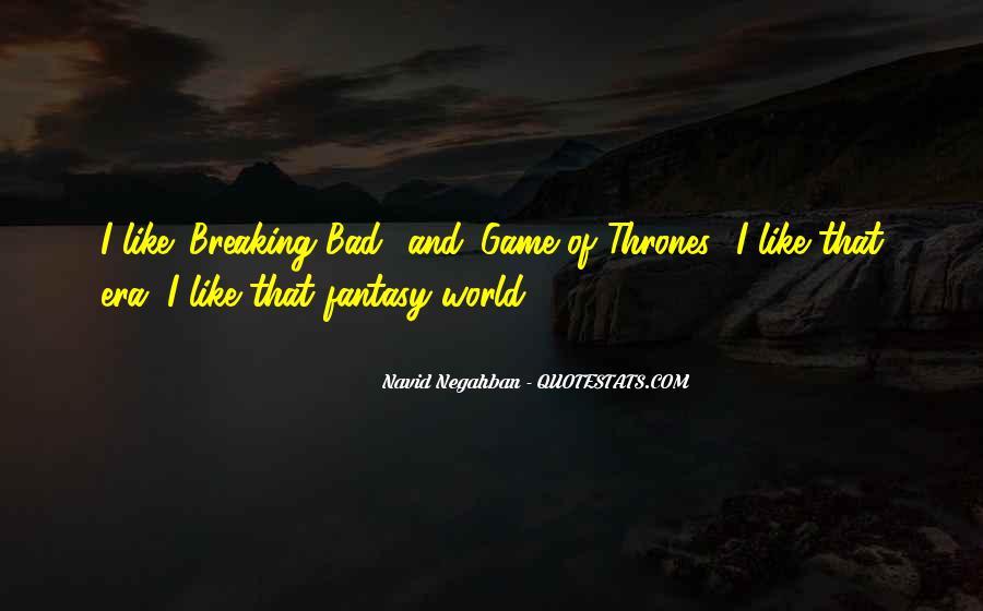Navid Negahban Quotes #189798