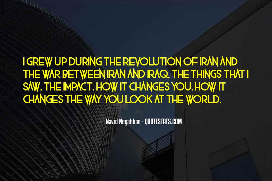 Navid Negahban Quotes #490416