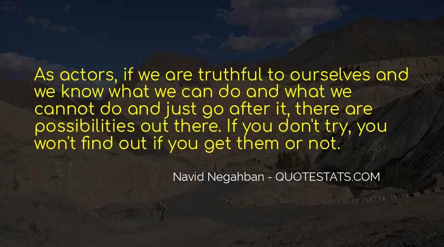 Navid Negahban Quotes #840126