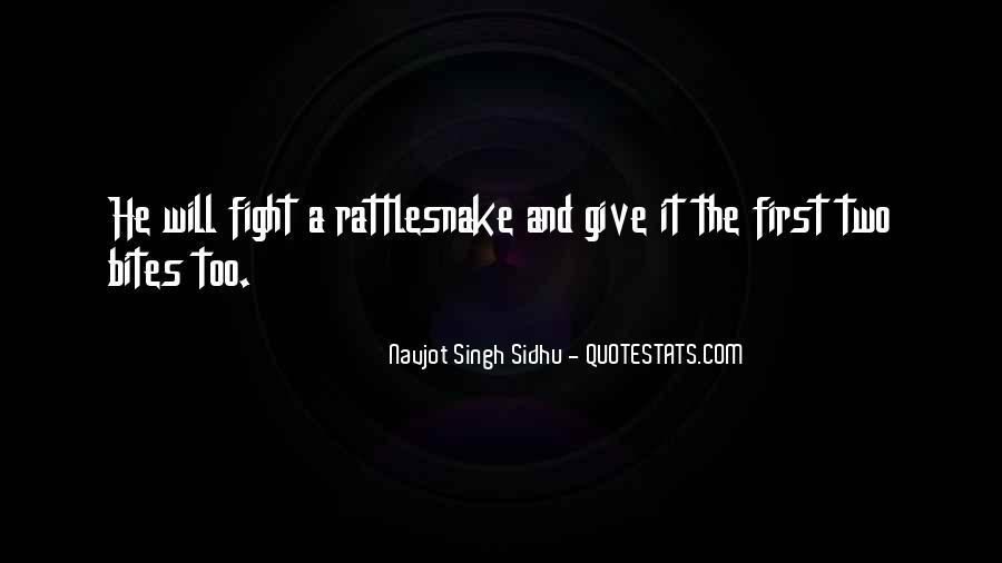 Navjot Singh Sidhu Quotes #1055923