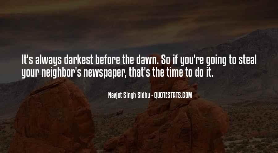 Navjot Singh Sidhu Quotes #1417099