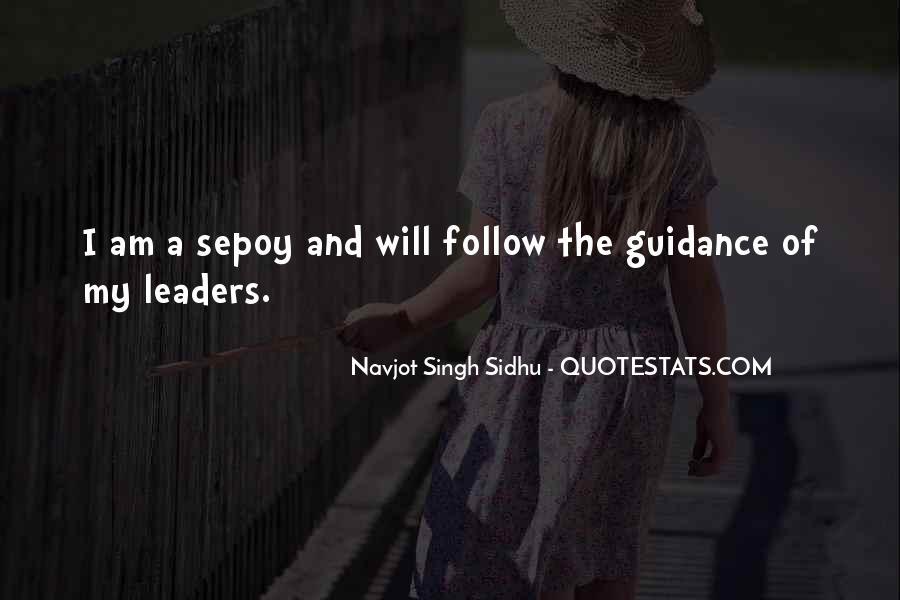 Navjot Singh Sidhu Quotes #1472063