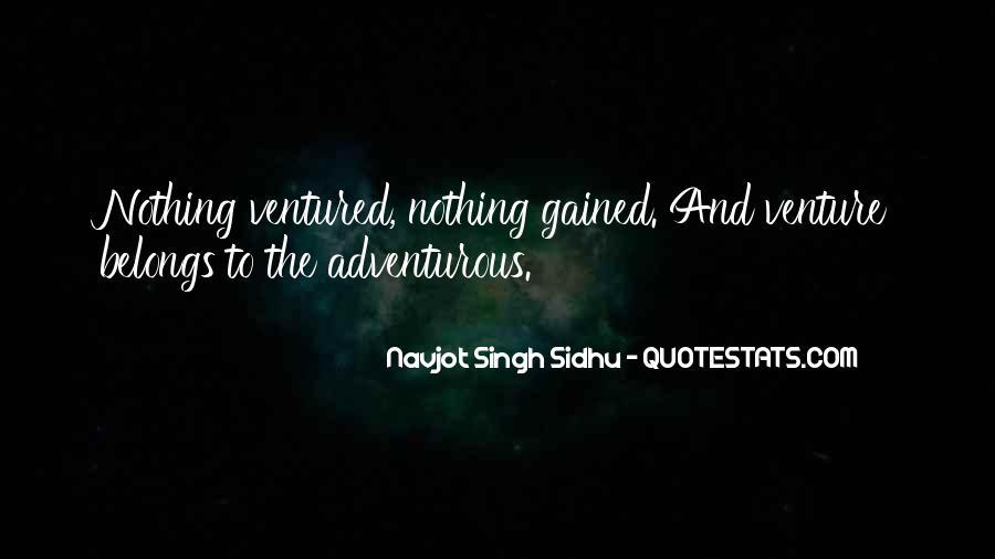 Navjot Singh Sidhu Quotes #1576089