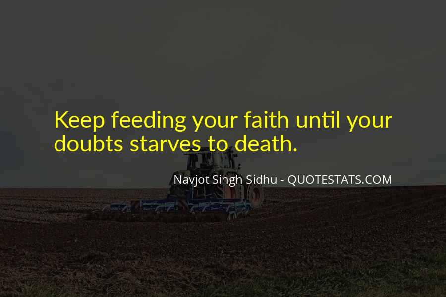 Navjot Singh Sidhu Quotes #1763352