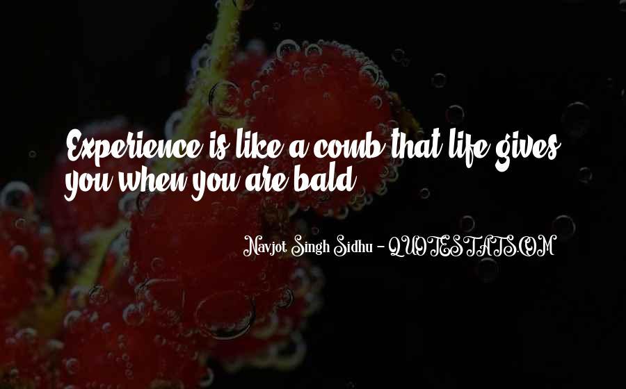 Navjot Singh Sidhu Quotes #317399