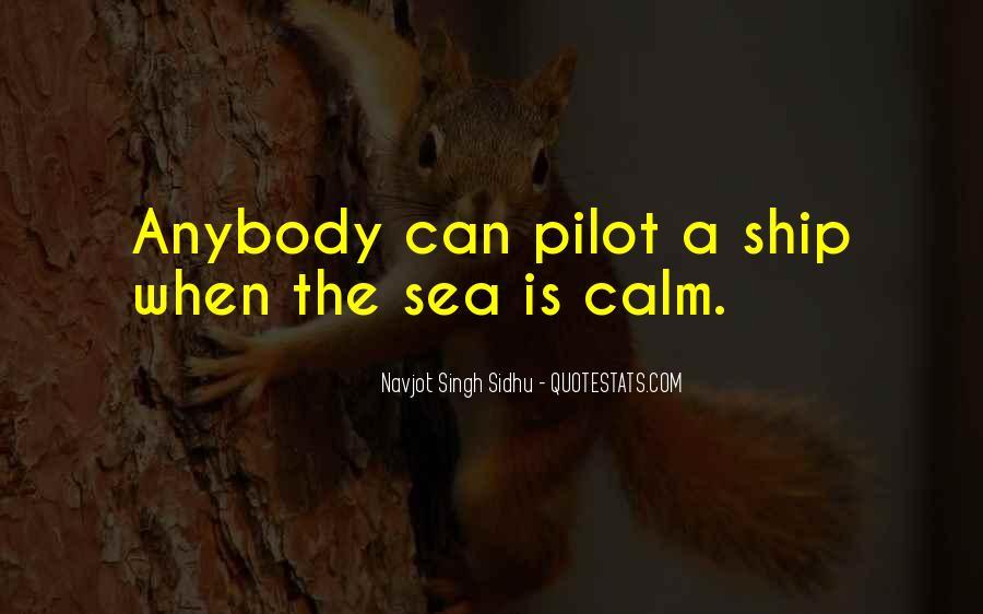 Navjot Singh Sidhu Quotes #340290