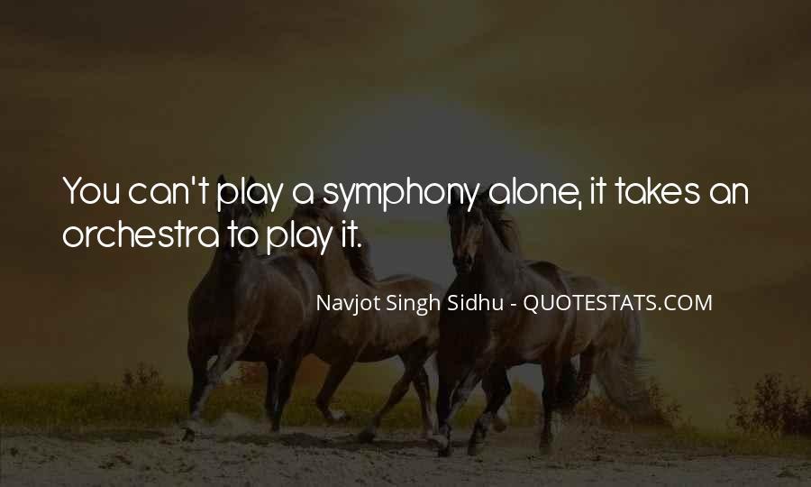 Navjot Singh Sidhu Quotes #501763
