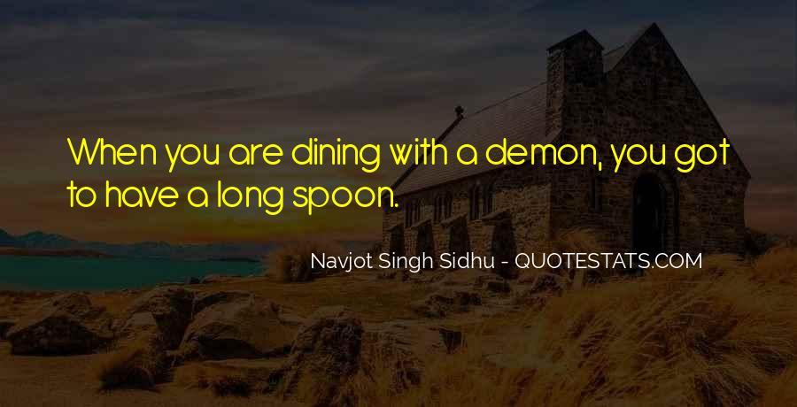Navjot Singh Sidhu Quotes #731240
