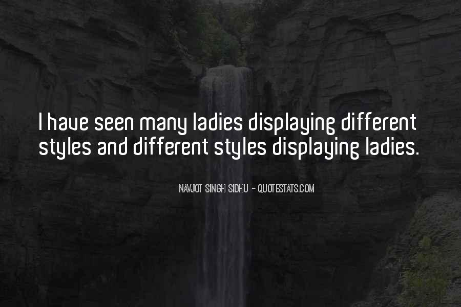 Navjot Singh Sidhu Quotes #773081