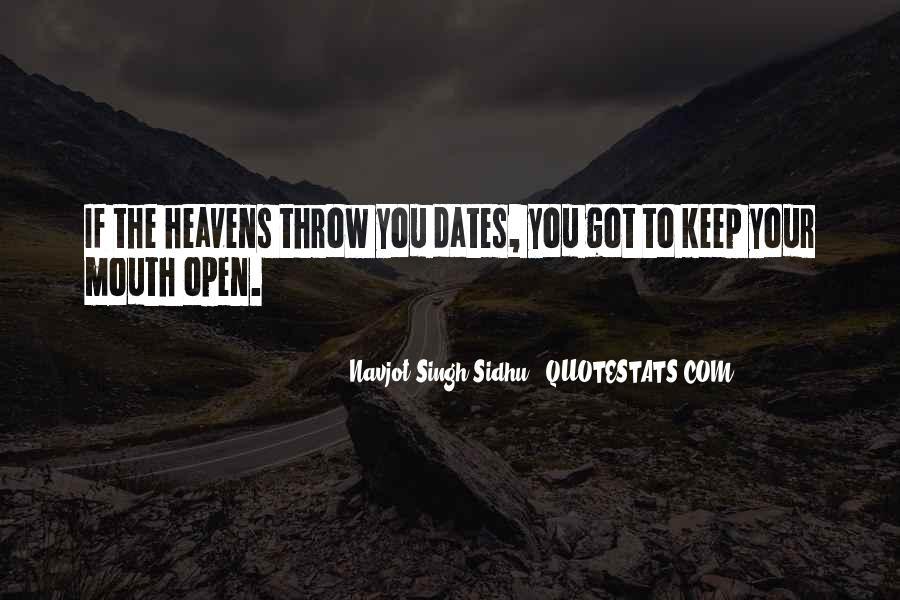 Navjot Singh Sidhu Quotes #864667
