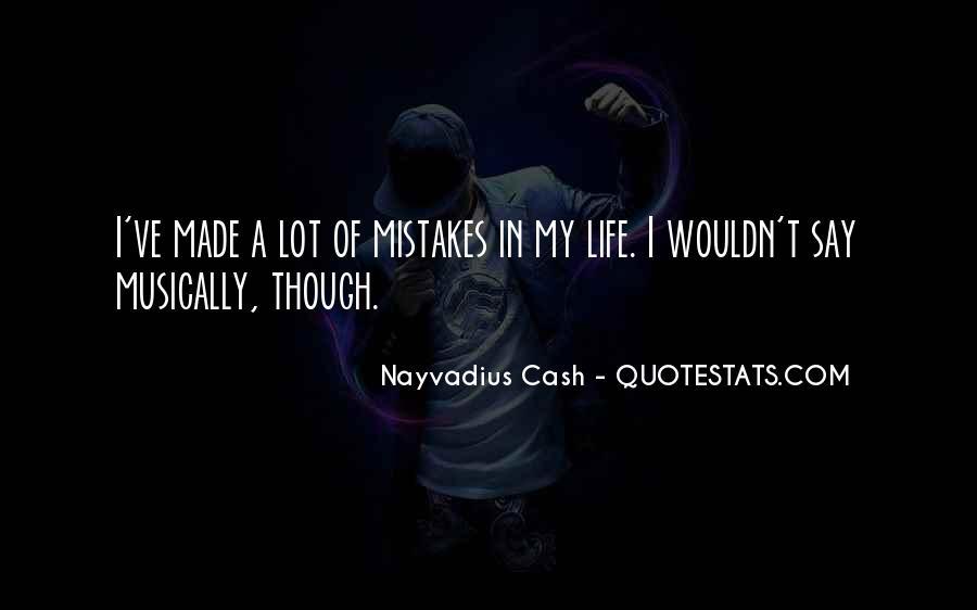 Nayvadius Cash Quotes #878491