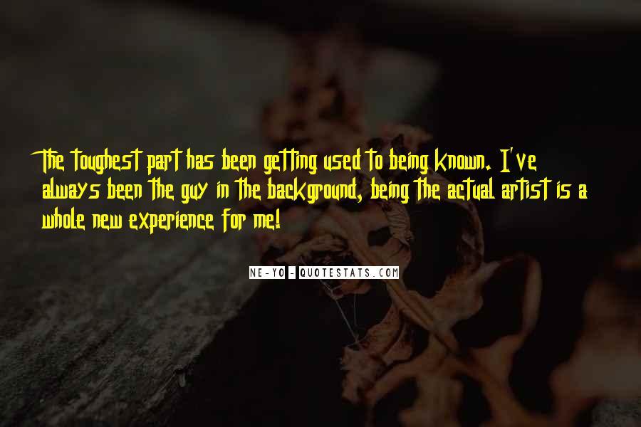 Ne-Yo Quotes #1638337