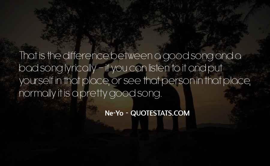 Ne-Yo Quotes #774826