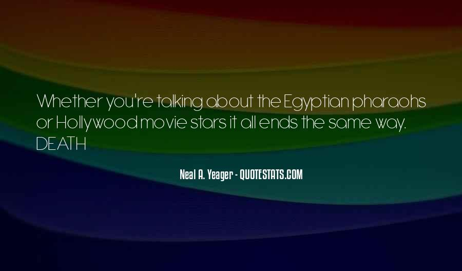 Neal A. Yeager Quotes #1454000
