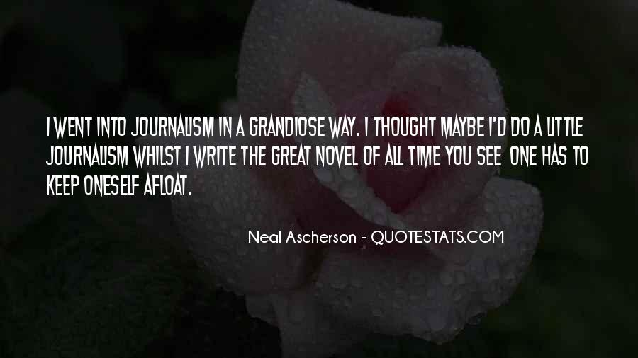 Neal Ascherson Quotes #461903