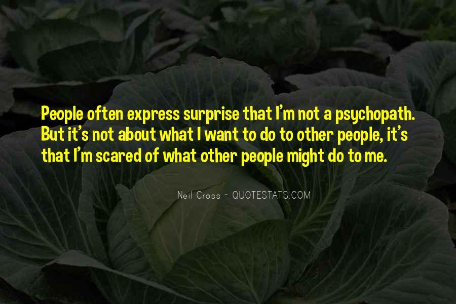 Neil Cross Quotes #1425876