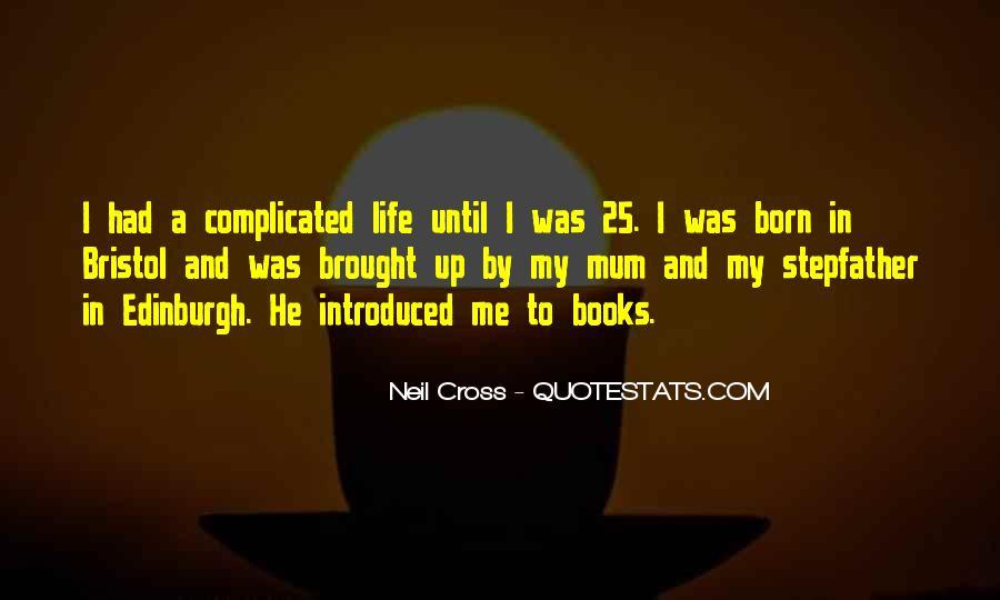 Neil Cross Quotes #1738492