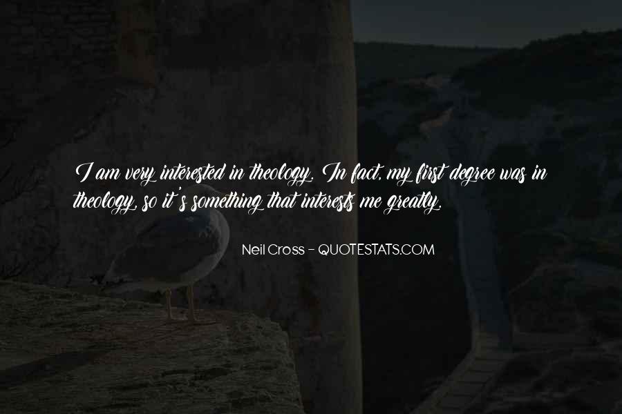 Neil Cross Quotes #213225