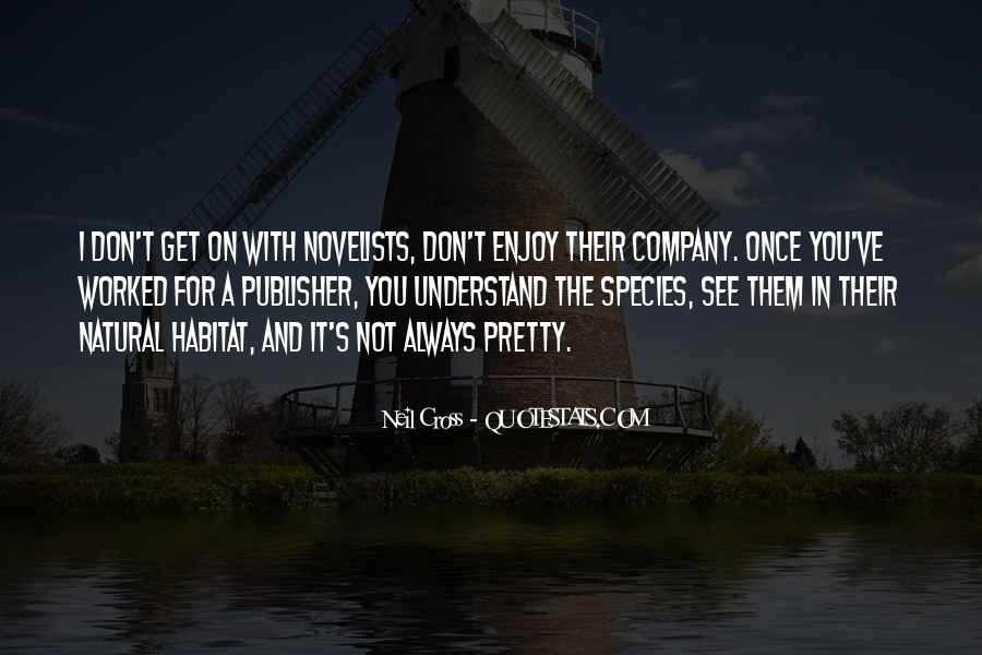 Neil Cross Quotes #336577